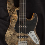 Mayones Jabba 4-String Fretless