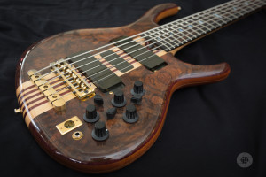 Alembic Series Two 6-String bass