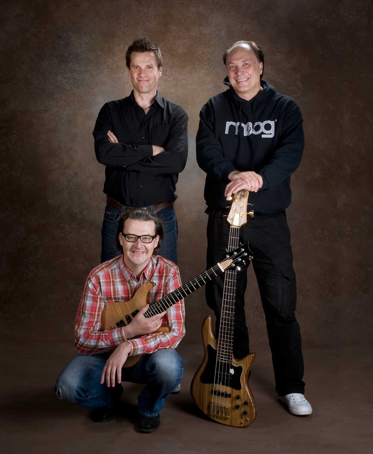 Jan-Olof Strandberg is a member of the new Tommi Varjola Trio