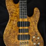 Neuser Custom 4-String bass
