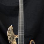 Mayones Jabba 4-String Fretless